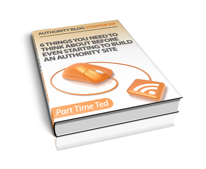6 things to decide before launching your authority blog