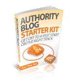 image of authority blog starter kit product